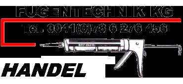 Fugentechnik KG – Handel
